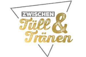 Logo von der Sendung Zwischen Tüll & Tränen auf Vox.