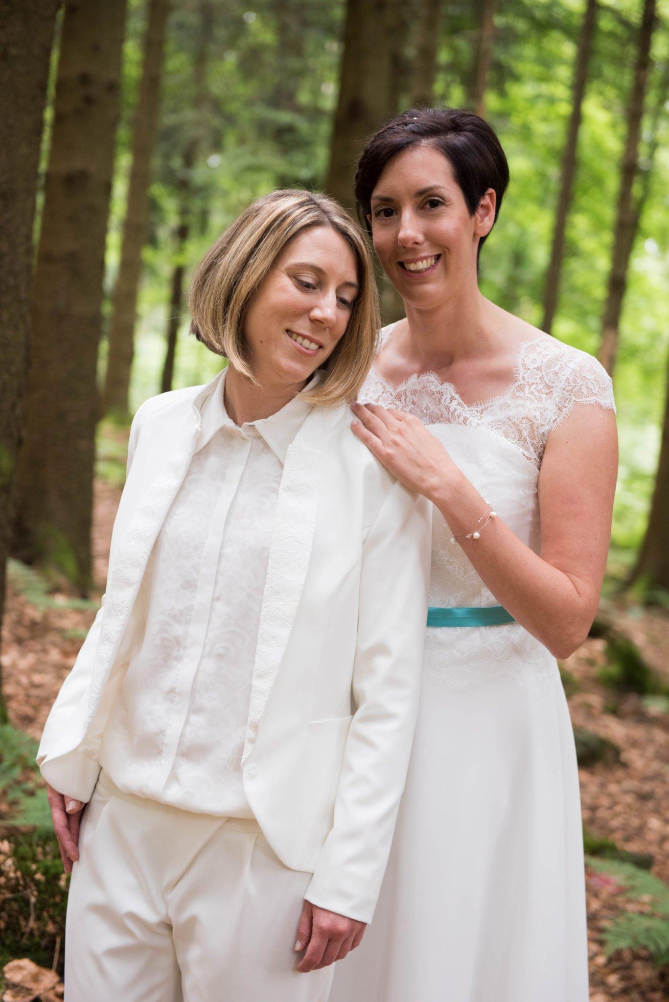 Kathrin & Jenna Hochzeit