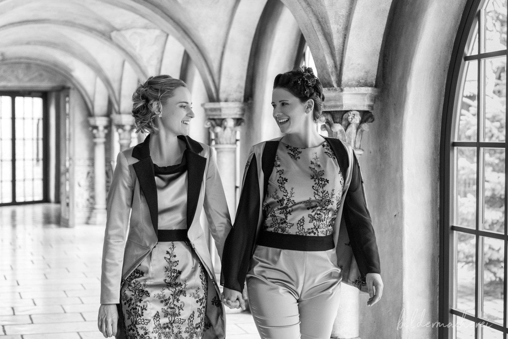 Linda & Sandra © Bildmacherei Laura Junele-Bellert