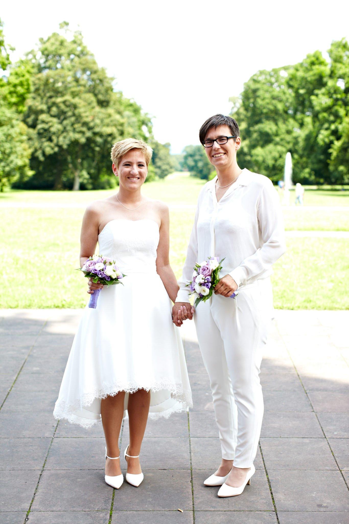 Brautanzug & Brautkleid Helen Bender