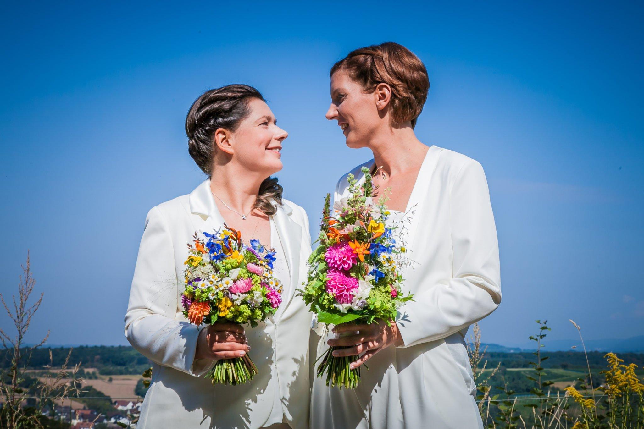 Sarah & Anke